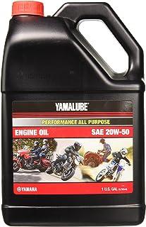 Yamalube All Purpose 4 Four Stroke Oil 20w-50 1 Gallon