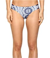 Roxy - Visual Touch Base Girl Bikini Bottom