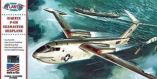 アトランティスモデル 1/136 アメリカ海軍 P6M シーマスター w/スイベルスタンド (旧レベル) プラモデル ATLAMCH244