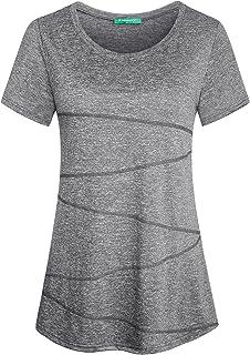 Ideology Womens Fitness Workout Activewear Tunic Top Shirt BHFO 6314