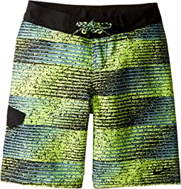 "Nike Kids Fade 9"" Boardshorts (Big Kids)"