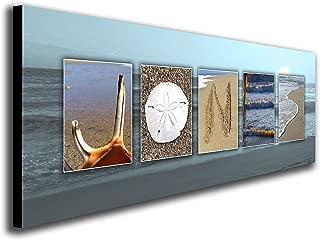 Best beach coastal name art Reviews