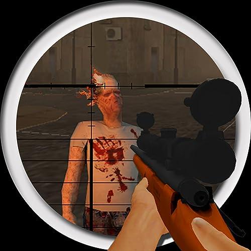 SniperXXX : 3D Sniper Shooter Kill (an fps zombie gun game)