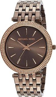 Michael Kors Women's Darci Sable Brown Watch MK3416