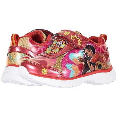 Josmo Kids Elena of Avalor Lighted Sneaker (Toddler/Little Kid) (Red) Girls Shoes