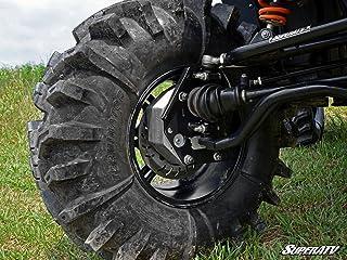 "SuperATV 6"" Portal Gear Lift (45% Gear Reduction) Polaris RZR 800 (2008-2014) - 100% Complete Kit"