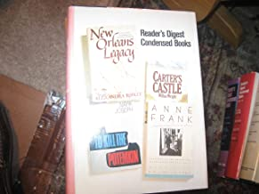 READER'S DIGEST CONDENSED BOOKS, VOLUME M 1987 , CARTER'S CASTLE , NEW ORLEANS LEGACY, TO KILL THE POTEMKIN, ANNE FRANK RE...