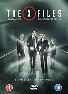 X-Files Complete Series S1-11 DVD [Import]