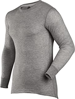 ColdPruf Men's Platinum Dual Layer Long Sleeve Crew Neck Top