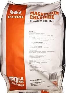 DANDO 50 lbs. Premium Ice Melt