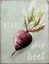 you make my heart skip a beet