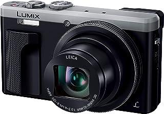 パナソニック コンパクトデジタルカメラ ルミックス TZ85 光学30倍 シルバー DMC-TZ85-S
