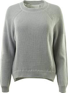 Brochu Walker Johan Crewneck Sweater in Aster