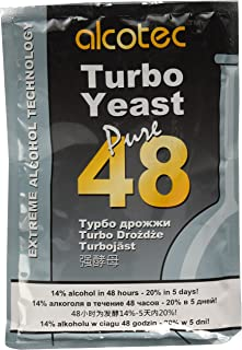turbo yeast pure 48