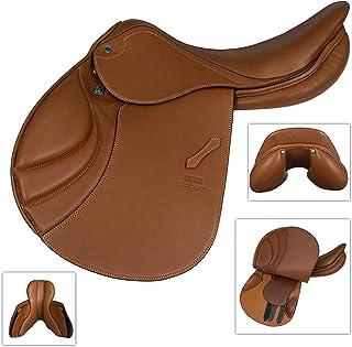 Stubben - Jumping Saddle Portos DE Luxe