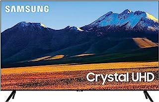 SAMSUNG 86-inch Class Crystal UHD TU9010 Series - 4K UHD LED Smart TV with Alexa Built-in (UN86TU9010FXZA, 2021 Model)