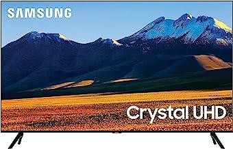 SAMSUNG 86 اینچی کلاس کریستال UHD TU9010 سری-تلویزیون هوشمند 4K UHD LED با الکسا داخلی (UN86TU9010FXZA ، مدل 2021)