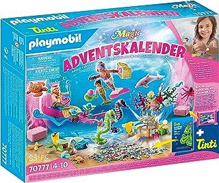 "PLAYMOBIL Adventskalender ""Badande sjöjungfrur"" - 70777"