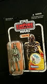 Star Wars 2010 Foil Variant Boba Fett Action Figure The Empire Strikes Back