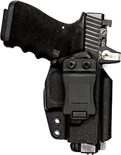 KAOS Fusion 2.0 IWB OWB Minimalist Concealed Carry Boltaron Holster