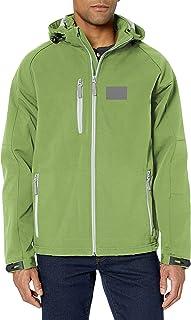 Clique Men's Tulsa Microfleece-Lined Hooded Jacket