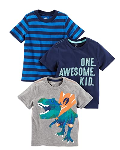 bbb4c6292 Toddler Boy Graphic Tee: Amazon.com