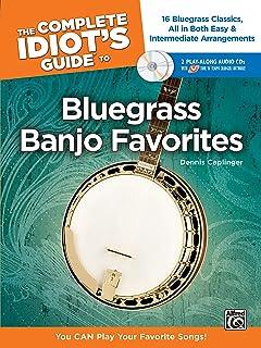 Compl. Idiot's Guide to Bluegrass Banjo Fav