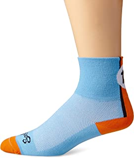 Monkey See 3D, Classic Sock, Sporty and Stylish, 3 Inches - Small/Medium