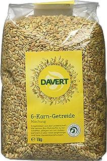 Davert Sechskorn-Getreidemischung 1 x 1 kg - Bio