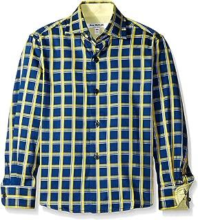 Isaac Mizrahi Boys' Plaid Shirt