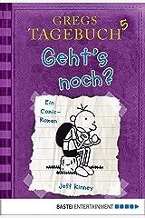 Gregs Tagebuch 5 - Geht's noch? (German Edition) Formato Kindle