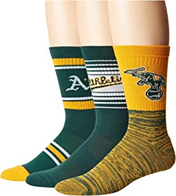 Stance - Athletics Team 3-Pack