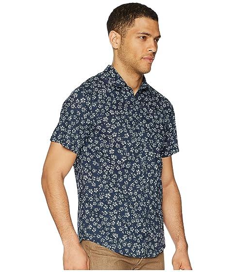 marino Sunday manga de Billabong camisa Mini corta azul gBxCnwHq0w
