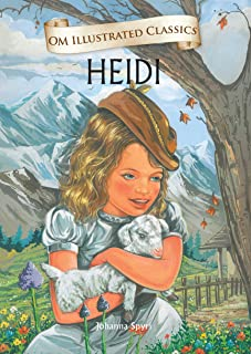 Om Illustrated Classics Heidi