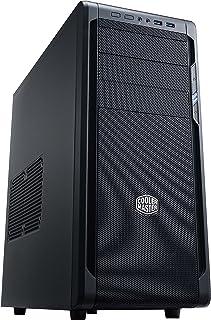 Cooler Master N500 - Caja de Ordenador (Midi-Tower, PC, 1x 120 mm, 1x 120 mm, Fondo, ATX, Micro-ATX)