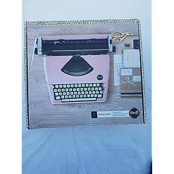 macchina da scrivere Typecast Typewriter Pink We R Memory Keepers