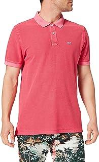 Tommy Jeans Men's TJM GARMENT DYE POLO Polo Shirt