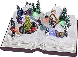Mr. Christmas - Libro de Cuentos Musicales Animados (Talla única), Multicolor