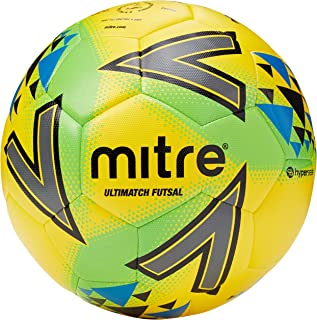 Mitre Ultimatch Futsal - Balón de fútbol Unisex Adulto