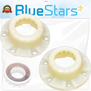 Ultra Durable W10820039 Washer Hub Kit Replacement by Blue Stars - Exact Fit For Whirlpool & Kenmore Washers - Replaces 280145 8545948 8545953 W10118114 AP5985205