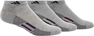 adidas Women's Climacool Superlite Low Cut Socks (3 Pack)