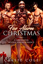 Five Alarm Christmas: A Firefighter Reverse Harem Romance (English Edition)