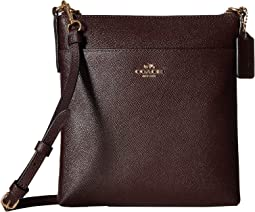 COACH - Messenger Crossbody in Crossgrain Leather