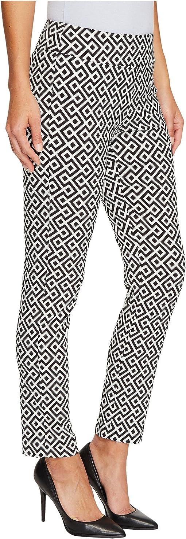 Black/White Geometric Print