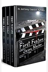Anthony Carrick Hardboiled Murder Mysteries: Box Set (Books 1 - 3) Kindle Edition