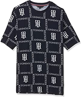Tommy Hilfiger Men's DROP SHOULDER-PRINT T-Shirt