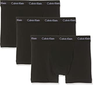Calvin Klein Men's (Pack of 3) Cotton Stretch Trunks (pack of 3)