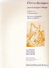 Pieces Classiques Pour La Harpe Celtique : Rondo de la sonatine op 36 no. 1; Final de la sonate no. 8; L'ecossaise; Le Petit cavalier; Danse Villageoise; Landler (1973 Harp Sheet Music)