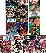 Kull the Conqueror #1-10 Complete Series (Marvel Comics 1983 - 10 Comics)