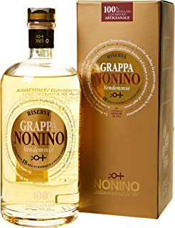 Distillerie Nonino, Grappa Nonino Vendemmia Riserva 18 mesi- bottiglia da 700 ml